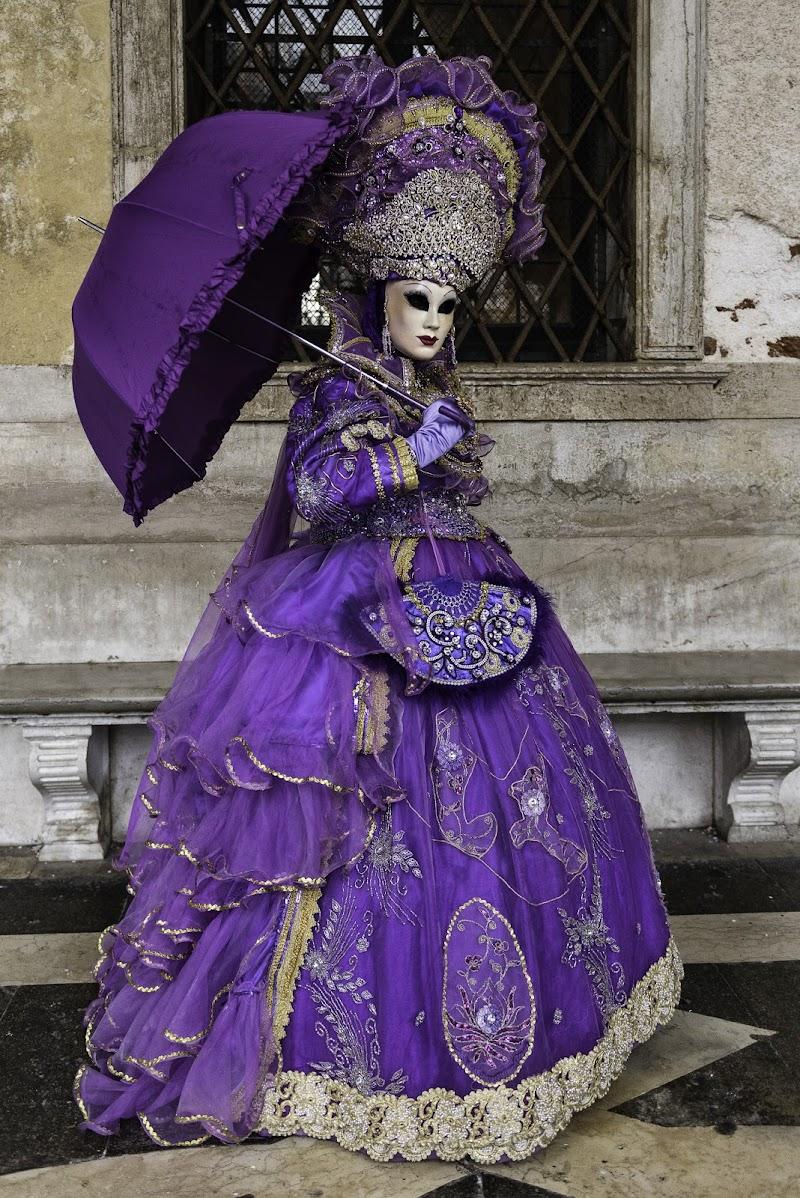Maschere a Venezia di Fiore Doncovio