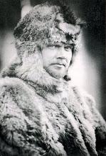 Photo: George E. Marston, el artista de la expedición.