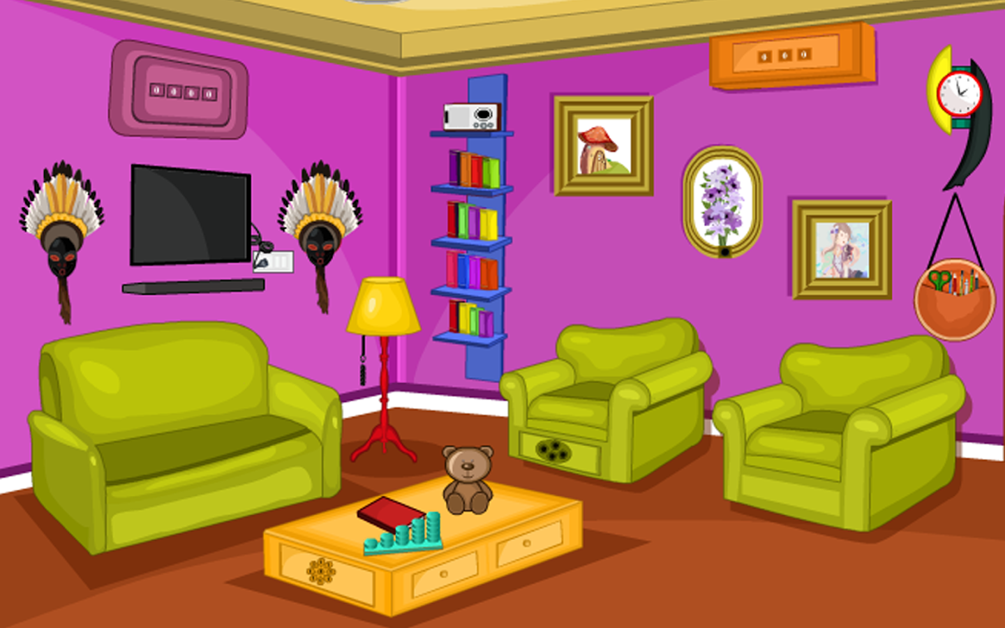 room escape-puzzle livingroom 2 - android apps on google play