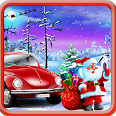 Super Santa Christmas Free Gift Delivery Game