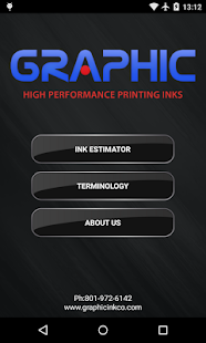 Graphic Ink Mobile App- screenshot thumbnail