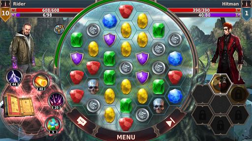 Gunspell 2 u2013 Match 3 Puzzle RPG filehippodl screenshot 5