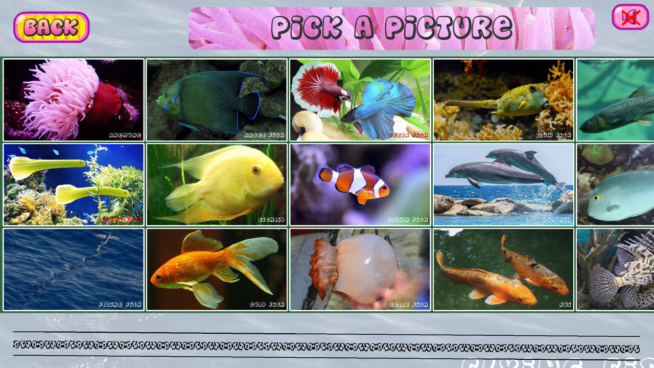 puzzles of aquatic animals android apps on google play