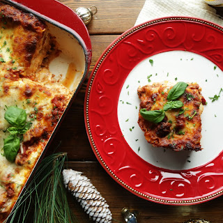 Diced Tomatoes Lasagna Recipes