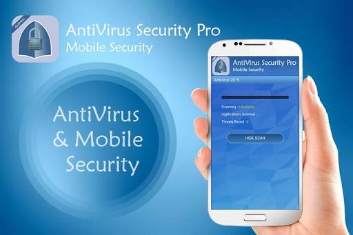 Antivirus Security Pro