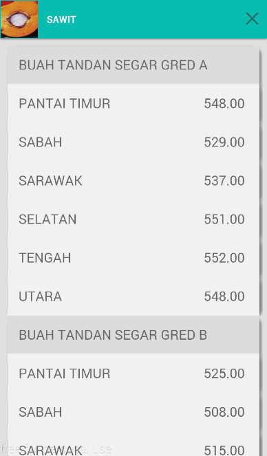 MyHarga MPIC- screenshot
