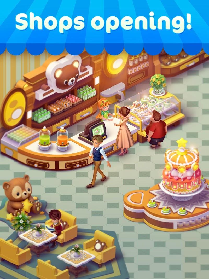 Jellipop Match: Open your dream shop! Screenshot 5