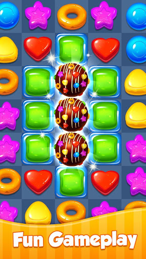 Candy Light - 2018 New Sweet Glitter Match 3 Game  screenshots EasyGameCheats.pro 3