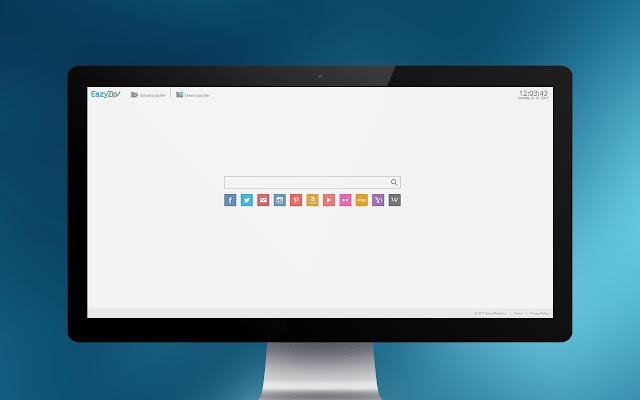 EasyZip New Tab