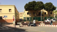 Cuartel de la Guardia Civil de Roquetas de Mar, en una imagen de archivo.