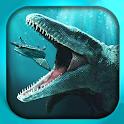 Talking Mosasaurus icon