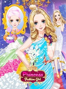 Download Gorgeous Royal Prom-Dream Dressup Games for Windows Phone apk screenshot 4
