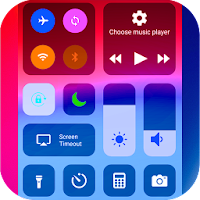 Download Control Panel Phone X - Control Center IOS 11 for PC