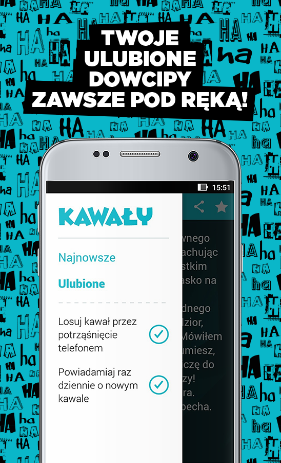 Kawały- screenshot