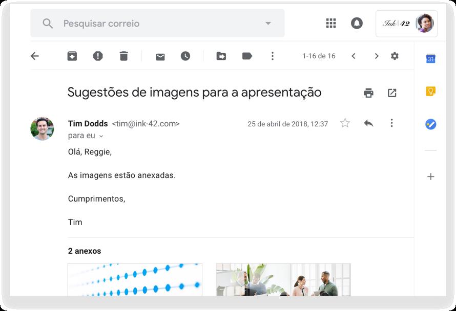 Obtenha email personalizado @asuaempresa