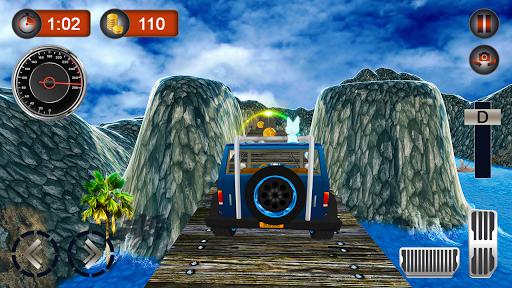 Mountain Truck Drive 3D  screenshots 1