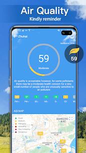 الطقس: توقعات الطقس الحية وعناصر الطقس 6