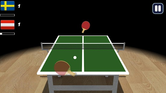Table Tennis Master 3D Screenshots