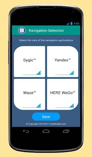 Send to Navigation 2.3.0 screenshots 6
