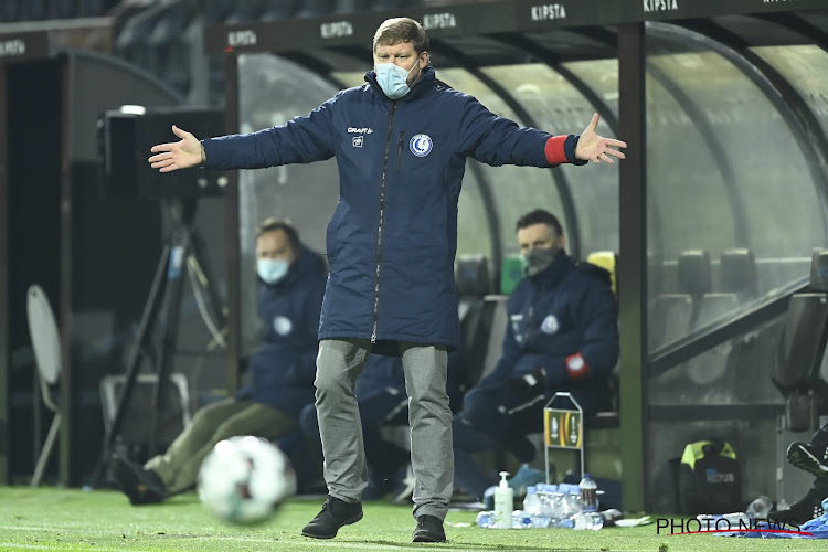 """Hein Vanhaezebrouck kan niet wachten tot hij terug is: """"Elke dag beter"""""""