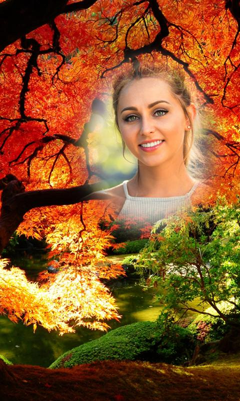 Autumn Photo Live Wallpaper- screenshot