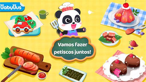 Fábrica de petiscos do pequeno panda screenshot 1