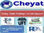 UFT Online Training | Cheyat Tech | QTP Online Training