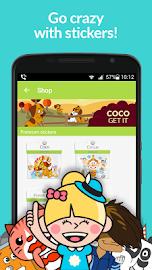 Jongla - Instant Messenger Screenshot 6