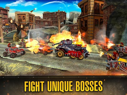 Dead Paradise: The Road Warrior 1.1.4 MOD (Unlimited Money) 3