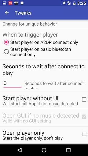 Bluetooth connect & Play screenshot 4