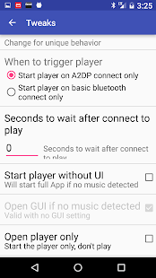 Bluetooth connect & Play- screenshot thumbnail