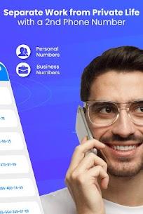 Second Line, Receive SMS Online, Temp Number, eSim 3