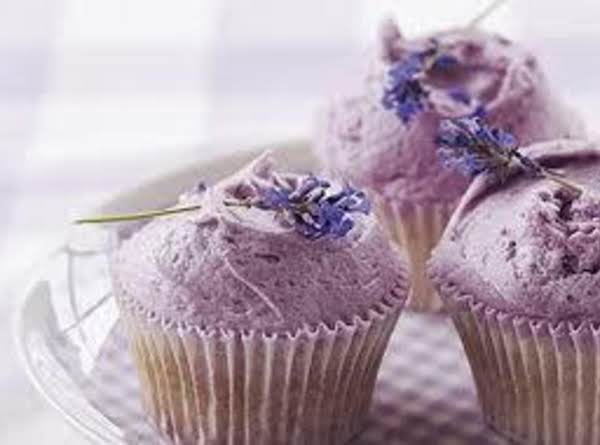 Dreaming Of Spring Lavender Cupcakes Recipe