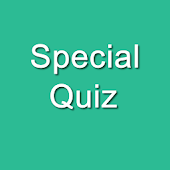 Special Quiz- Cashback Offers