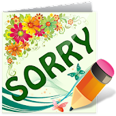 Sorry Cards & Greetings Maker