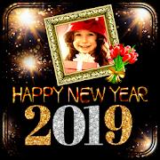 New Year Frames 2019 FREE