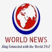 World News : Global And International News App Android APK Download Free By AB's Apps