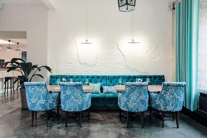 Фото №4 зала Ресторан Renovatio