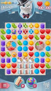 Knittens: A Fun Match 3 Game MOD (Unlimited Gems/Coins/Lives) 5