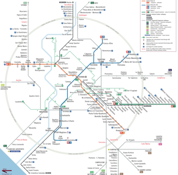 Rome Metro Map Android Apps On Google Play - Rome metro map 2016