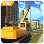 Crane Operator: New City Construction Simulator 3D Icon