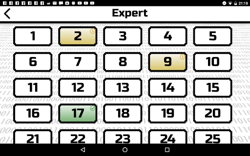 Binary.1001 1.7 screenshots 16