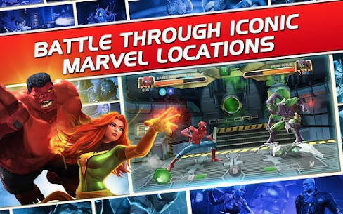 Marvel Contest of Champions 4