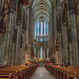 Cologne Cathedral by Keith Reling - Buildings & Architecture Places of Worship ( cologne, cathedral )