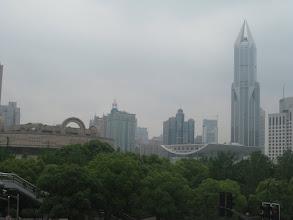 Photo: Pierwszy budynek z lewej to szanghajskie muzeum sztuki, podobno świetne