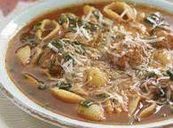 Easy Italian Soup