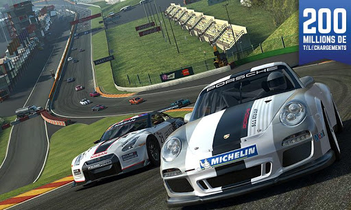 Real Racing 3  captures d'écran 1