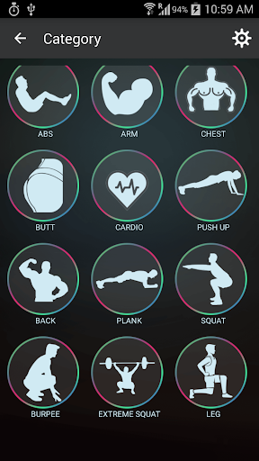 30 Day Fitness Challenges screenshot 10