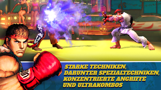 Street Fighter IV Champion Edition Screenshot
