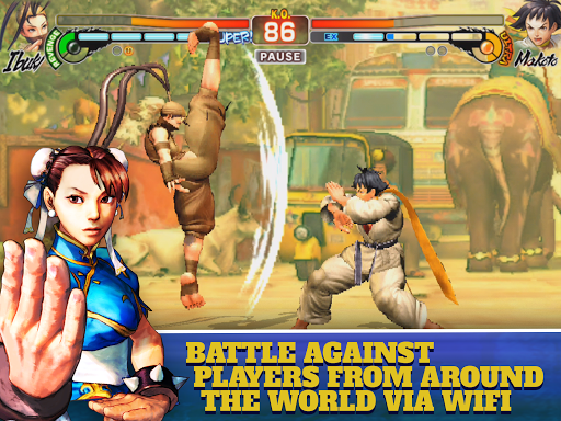 Street Fighter IV Champion Edition 1.00.03 screenshots 11